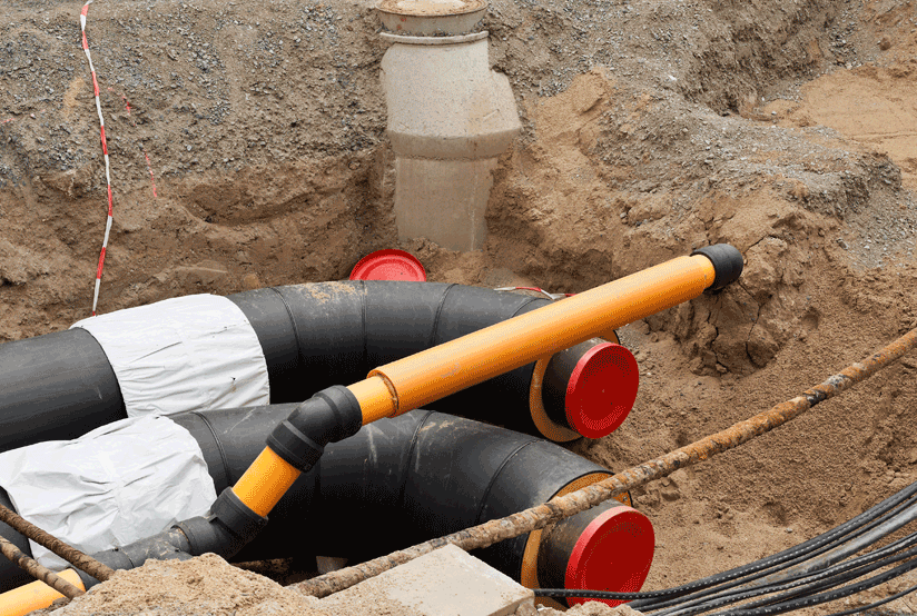 Sewer Rehabilitations Basildon